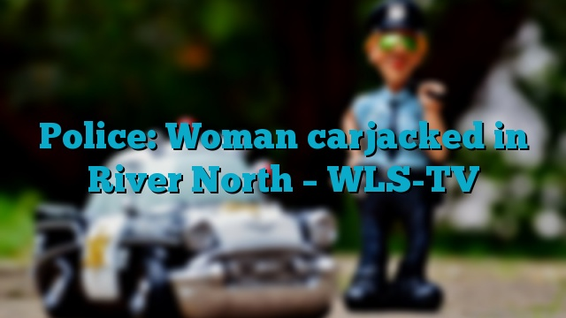 Police: Woman carjacked in River North – WLS-TV